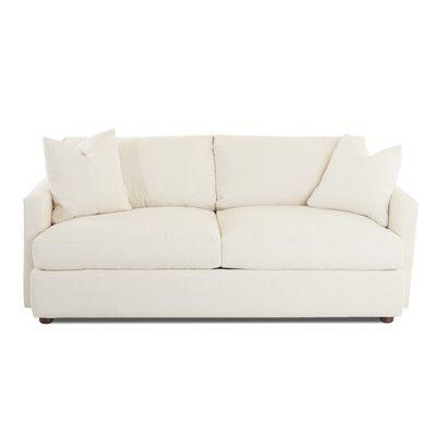 Wayfair Custom Upholstery Madison Sofa Upholstery Godiva Nile