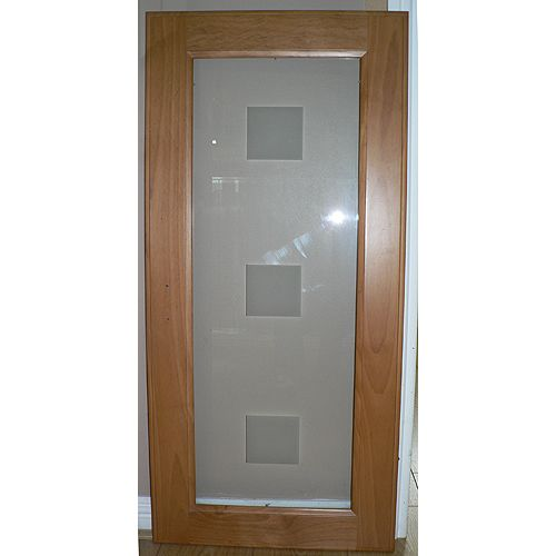 Glass Kitchen Cabinet Doors Only: Kitchen Cabinet Door With