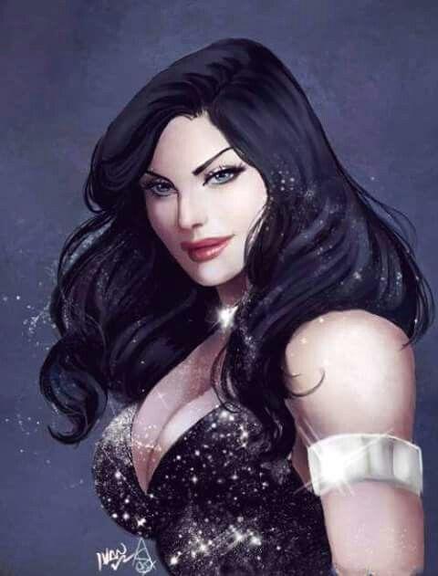 Donna Troy aka Wondergirl