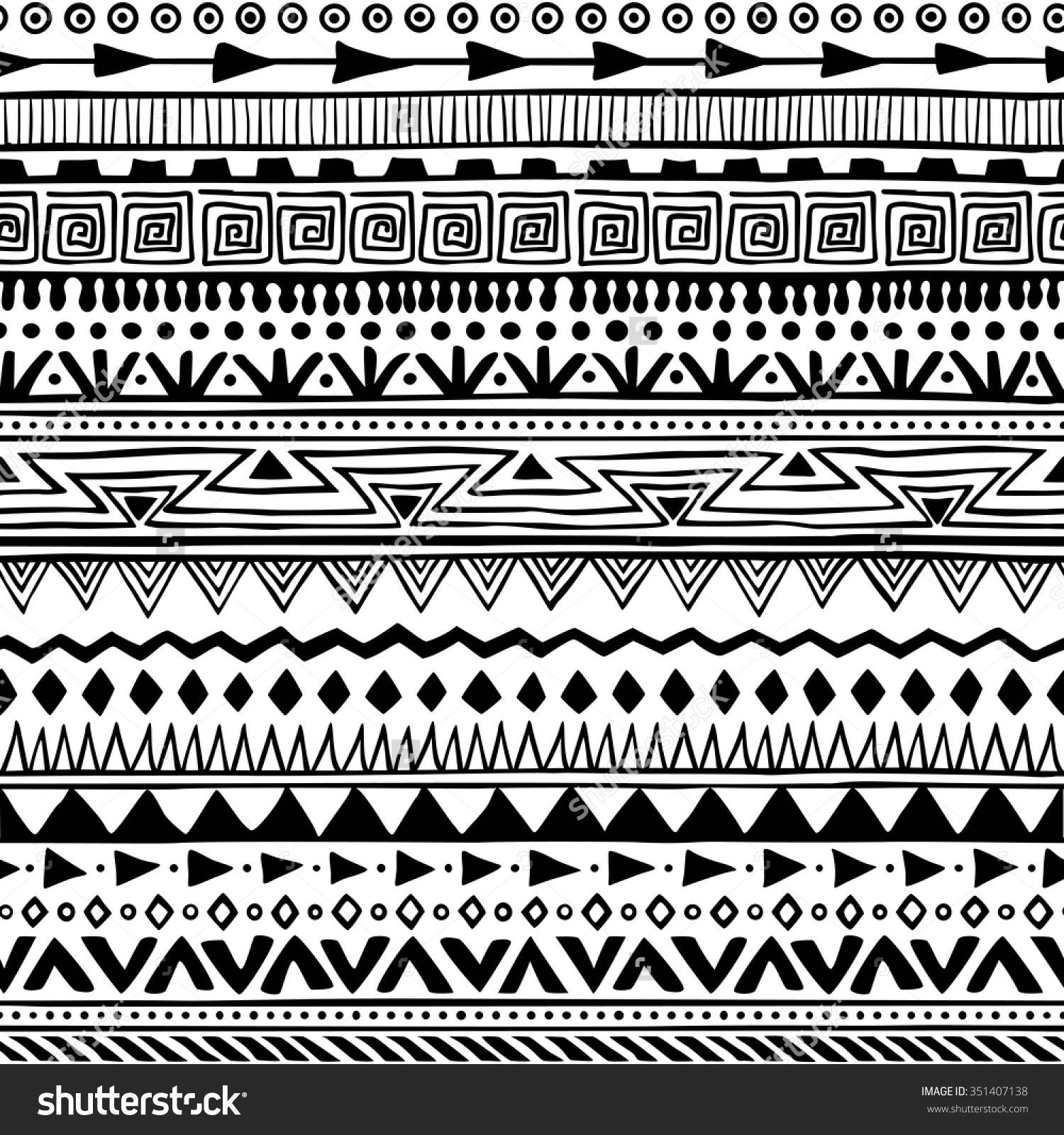 Aztec Patterns To Draw Google Search