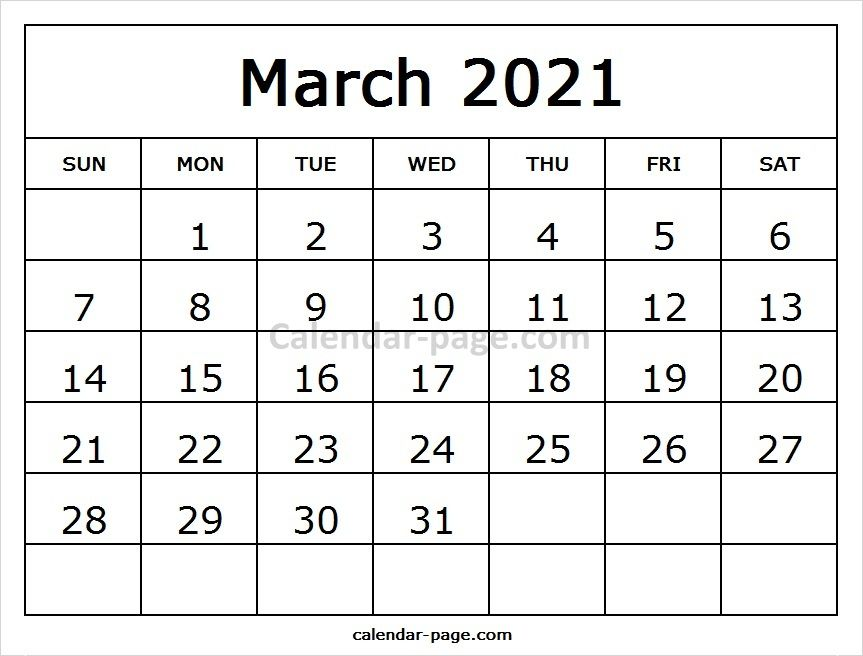 Free Editable Calendar 2021 March July Calendar Calendar Pages
