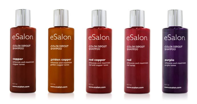 Calling All Redheads Try Our Range Of Red Color Deposit Shampoos