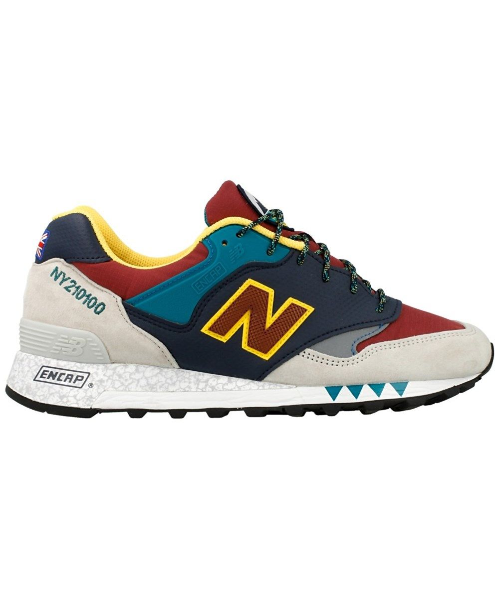 premium selection 19c72 64f5f NEW BALANCE New Balance Men S Multicolor Suede Sneakers .  newbalance  shoes   sneakers