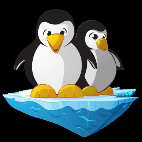Pin de Lisa em Birds and Bird houses Pinguins e Pinguim