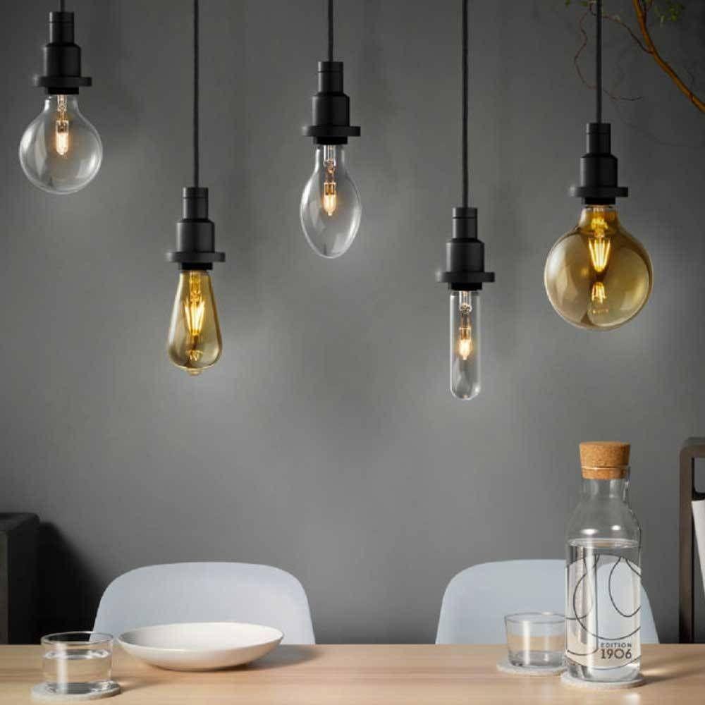 osram pendelarmatuur vintage edition 1906 zwart verlichting pinterest lighting pendant. Black Bedroom Furniture Sets. Home Design Ideas