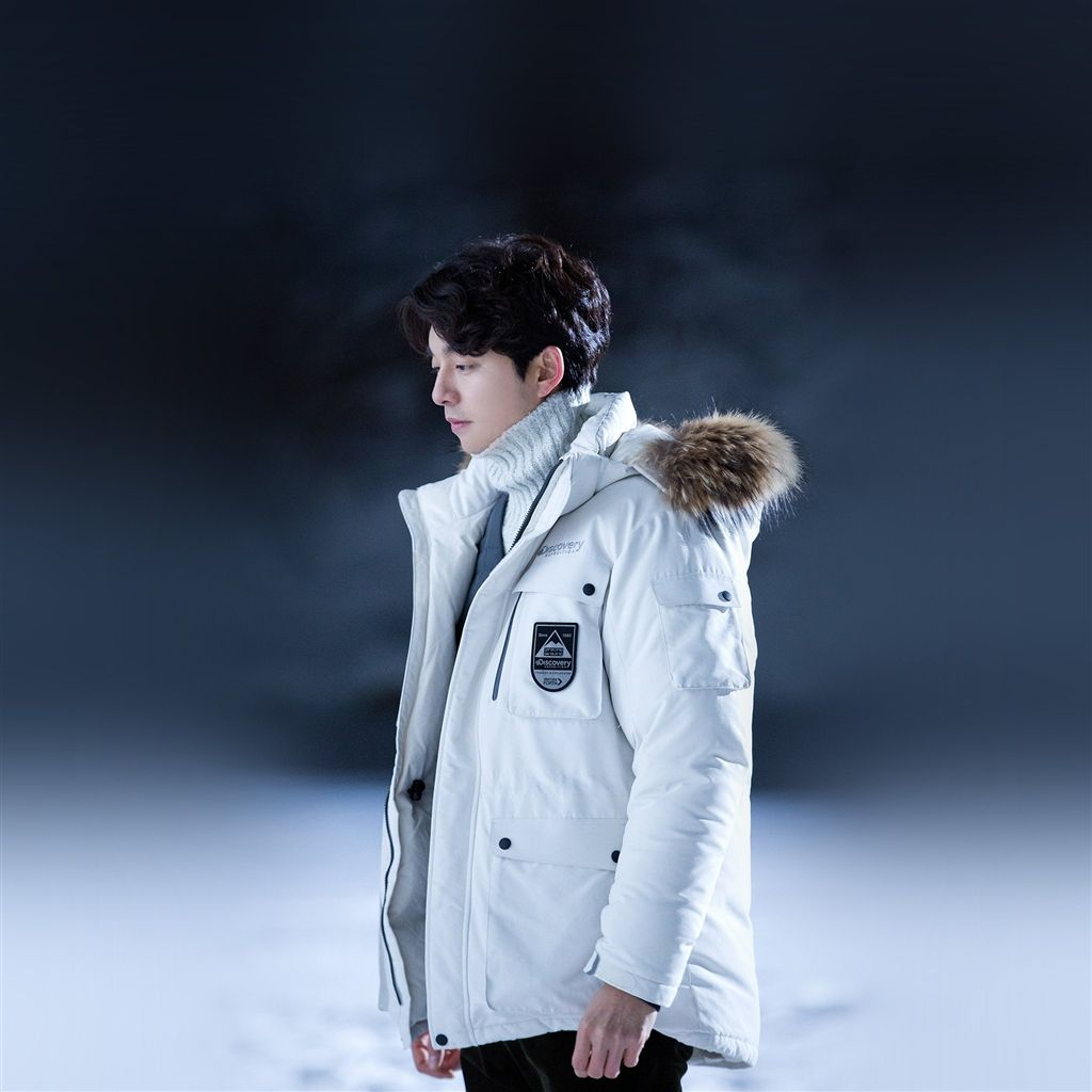 gongyoo winter doggaebi kpop retina ipad air wallpaper コンユ トッケビ コンユ 映画 トッケビ