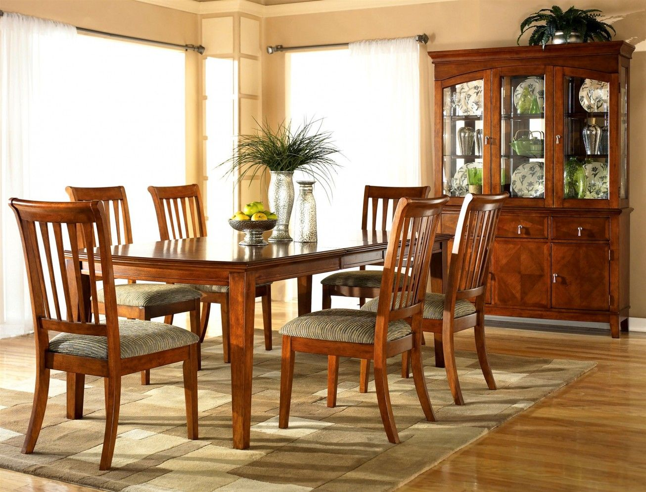 Wooden Dining Room Set  Google Search  Post Apocalyptic Gorgeous Cherry Wood Dining Room Set Inspiration