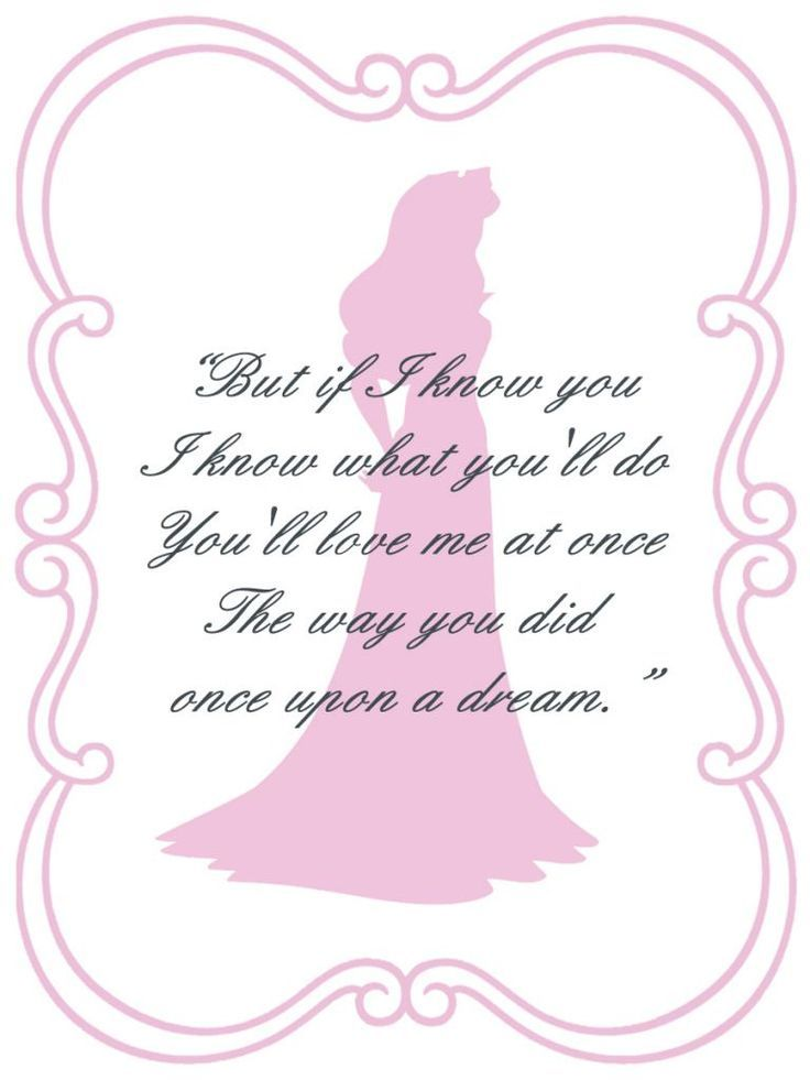 quotes from sleeping beauty - Google Search | <3 <3 qoutes | Pinterest