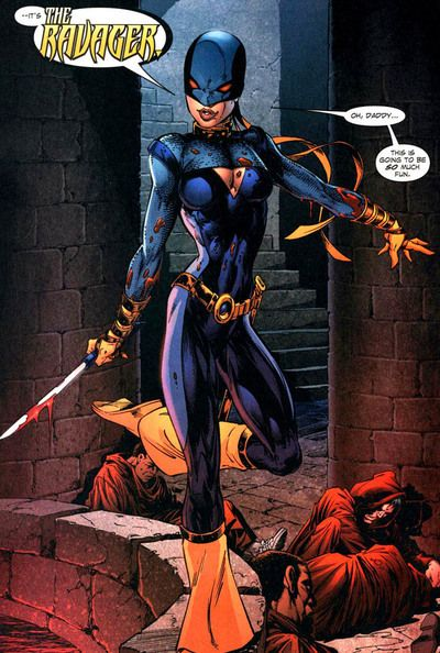 Ravager Rose Wilson Rose Wilson Pinterest Deathstroke Comics
