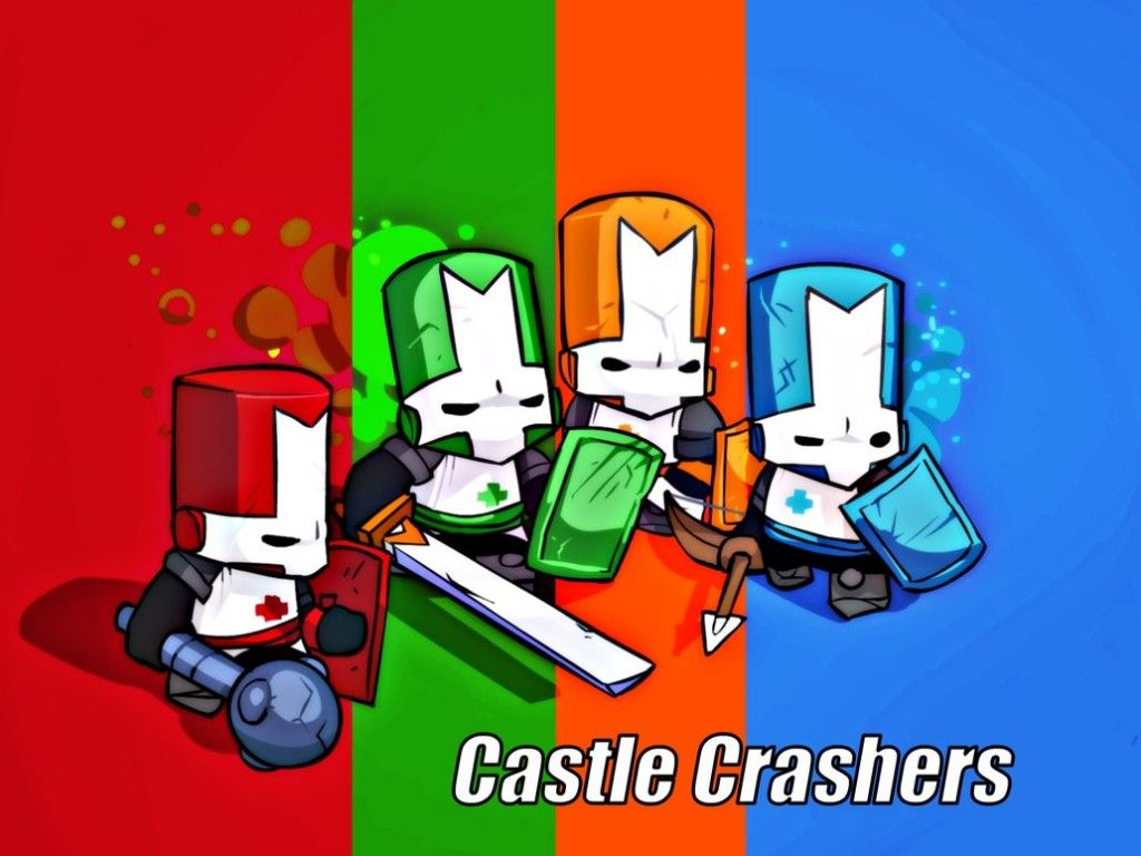 Tips Tricks And Cheats For Castle Crashers Ah What The Internet Was For Castle Crashers Castle Walk Idea