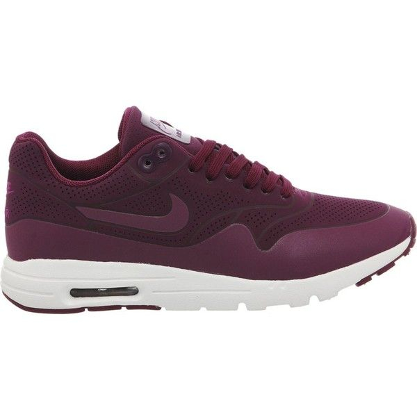 NIKE Air max 1 ultra Moire trainers ( 160) ❤ liked on Polyvore featuring  shoes 7f72c66ff