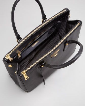 f2ecb4c02fc9 Prada Double Zip Executive Tote I am straight up obsessing over this bag  right now.