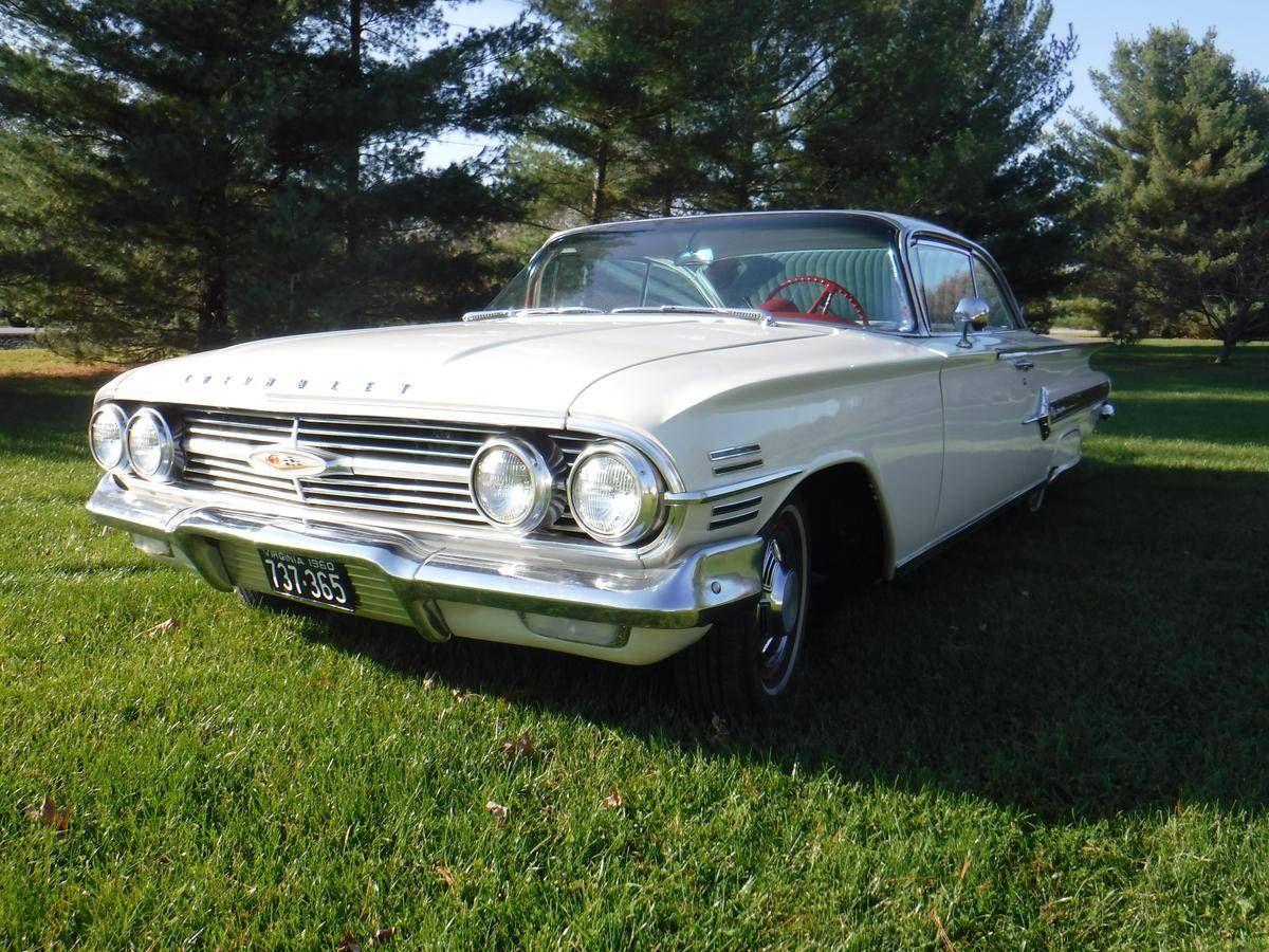 1960 Chevrolet Impala For Sale 1954689 Hemmings Motor News