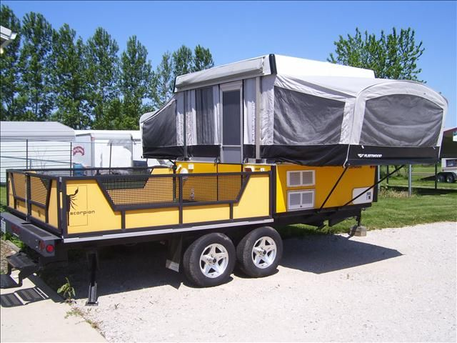 2006 Fleetwood Scorpion Toy Hauler From Starling Travel It S