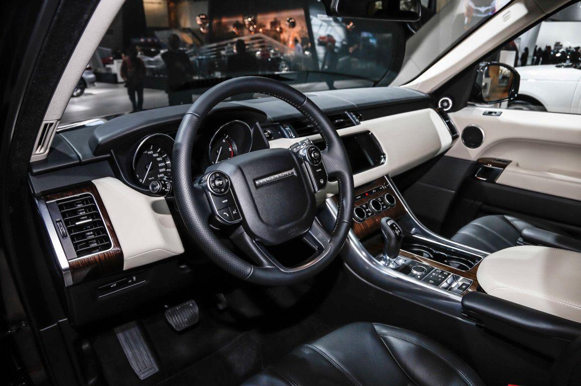 HD Road Test Review – 2016 Range Rover Sport SVR – Porsche Beating