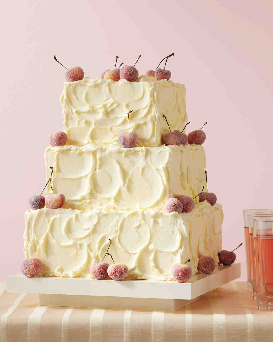 9 Wedding-Worthy Cake-Decorating Ideas | Martha stewart weddings ...