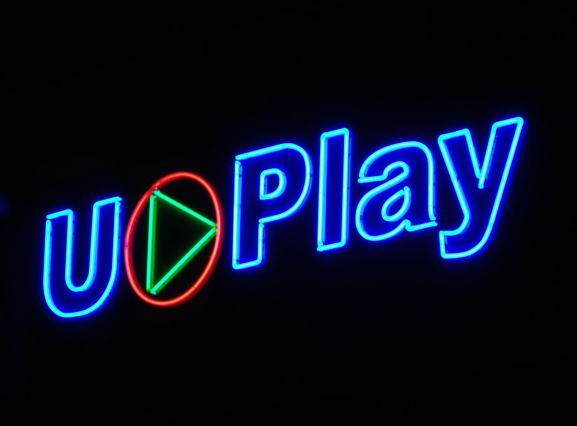 Cool Neon Sign In High Quality