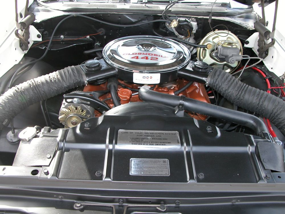 Image detail for -1969 Oldsmobile 442 W-32 — Expert Auto ...
