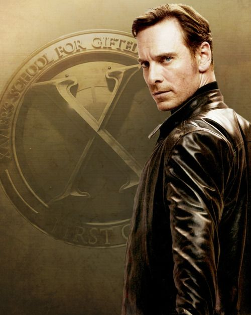 Michael Fassbender As Erik Lehnsherr X Men First Class Filmes