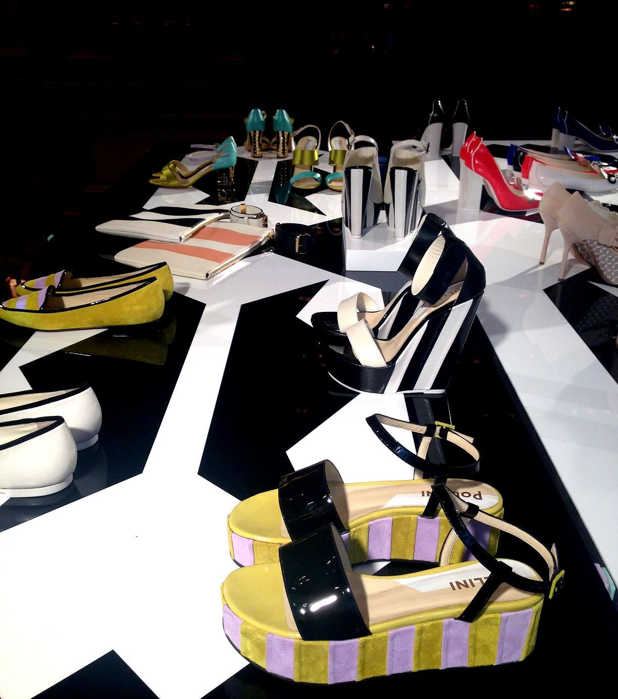 #Pollini #SS2014 presentation in #Paris