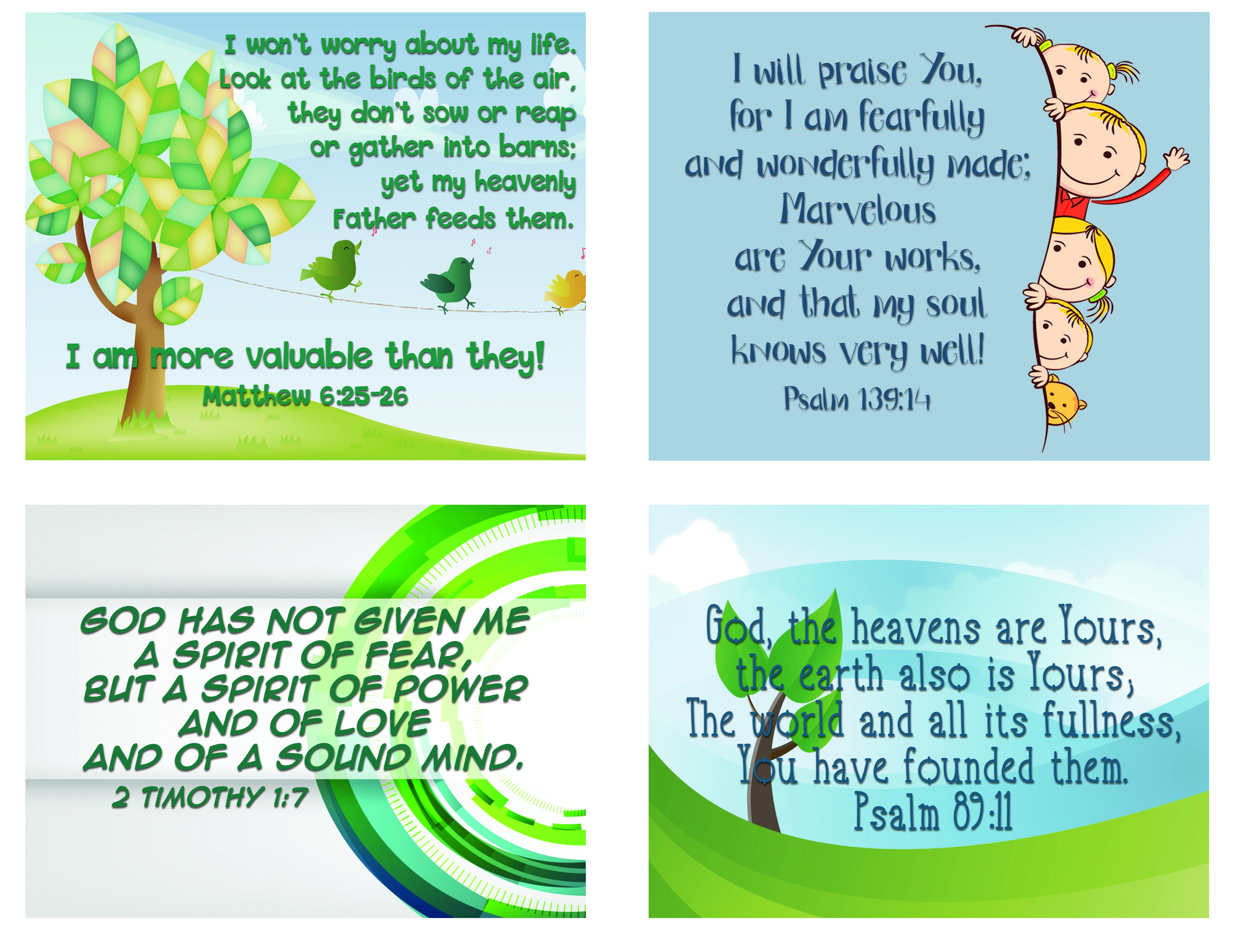 Free Download! Confession cards for Sunday School students. | Legacy ...