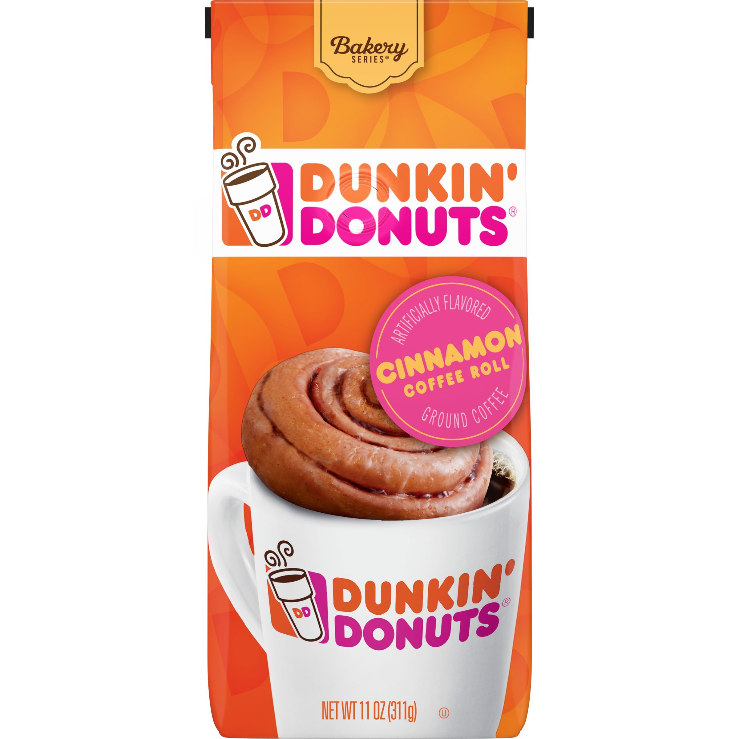 Dunkin Donuts Cinnamon Coffee Roll Nutrition Facts in 2020