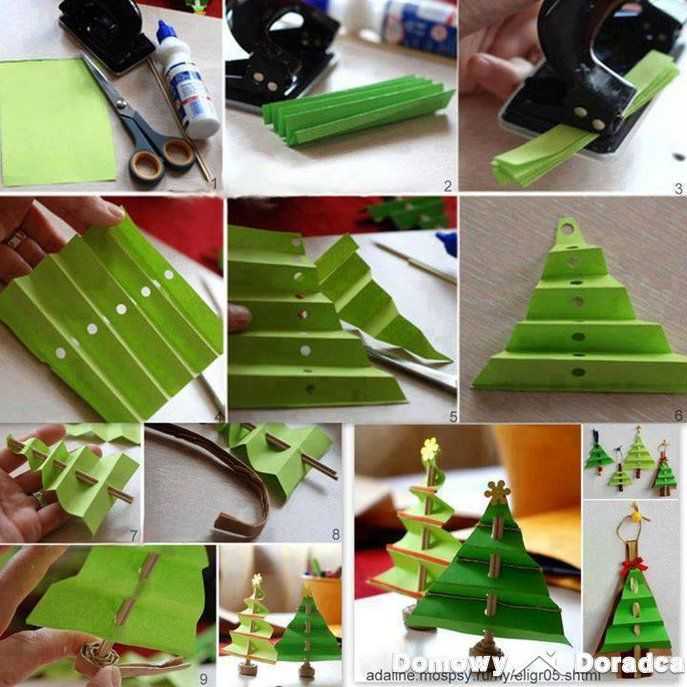 Lista inspiracji strona 3 domowydoradca handmade pinterest explore paper christmas trees xmas trees and more solutioingenieria Image collections