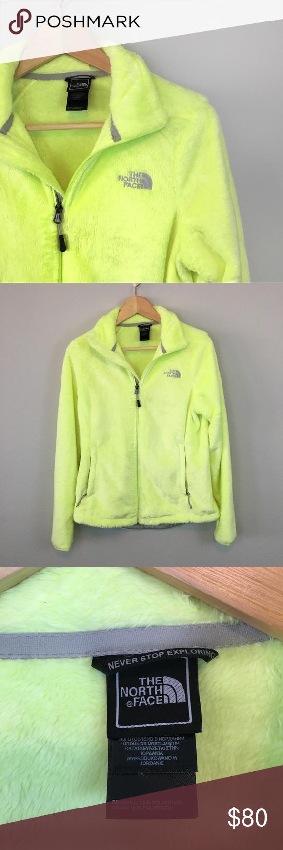 The North Face Osito 2 Soft Fuzzy Fleece Jacket Clothes Design Fleece Jacket Fashion [ 1740 x 580 Pixel ]