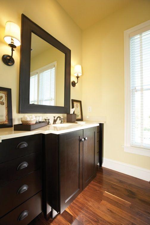 Gallery Stylish Bathroom Wellborn Cabinets Bathroom Design