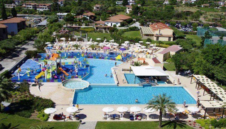 5 Cronwell Platamon Resort Ston Platamwna Pierias Resort Water Park Spray Park