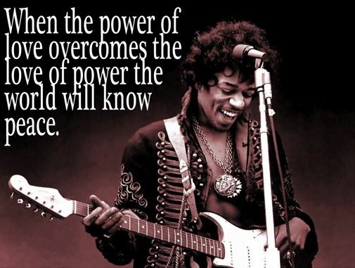 """Jimi Hendrix, """"the Wizard Of Guitar"""" Who Has No Match, An"""