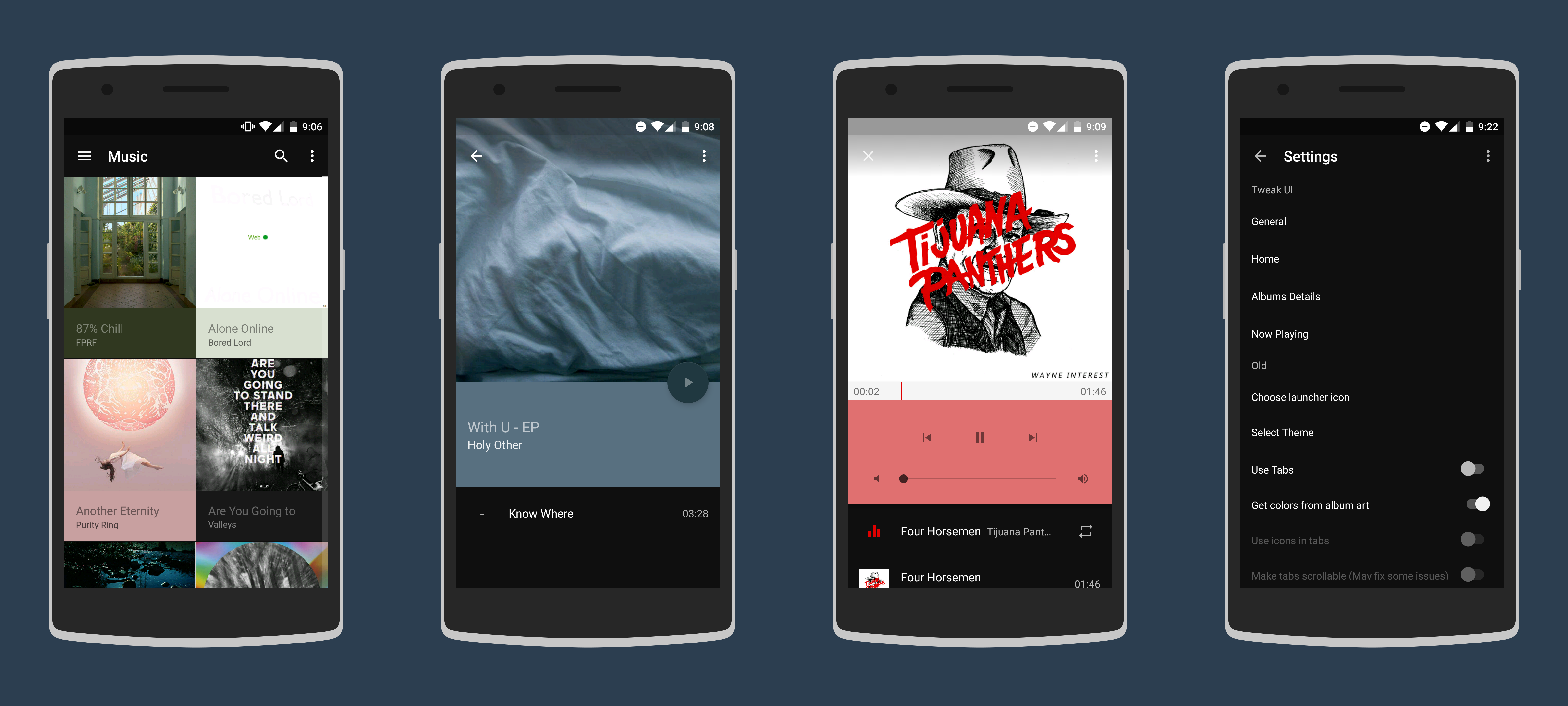 The Android Arsenal Audio GEM Player