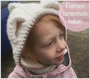 Gehaakte Berenmuts Met Patroon Naaien Pinterest Crochet Hats
