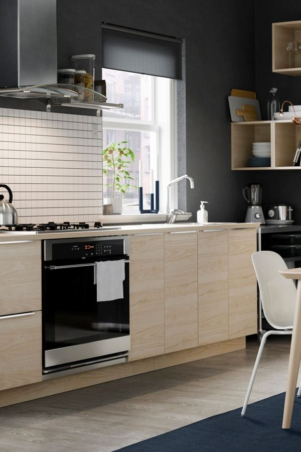 Your kitchen is the heart of your home. Make it feel that way by creating a kitchen that suits your style and budget. Start creating your dream IKEA kitchen now.