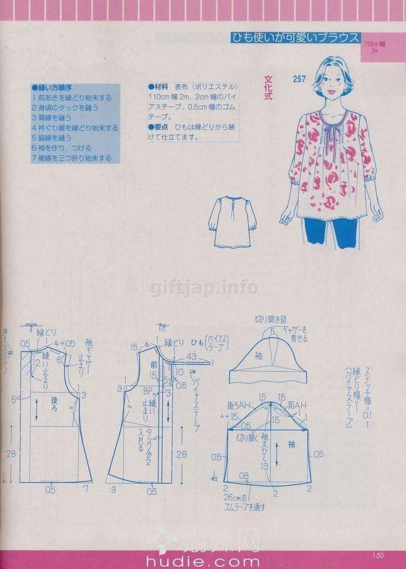 LADY BOUTIQUE 2014-6 | Moda | Pinterest | Costura, Molderia y Patrones