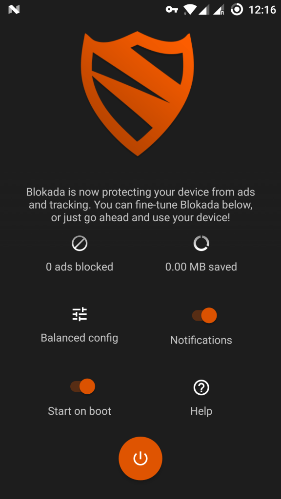 Blokada v3.2.4 Cracked APK Download (No Root AD Blocker