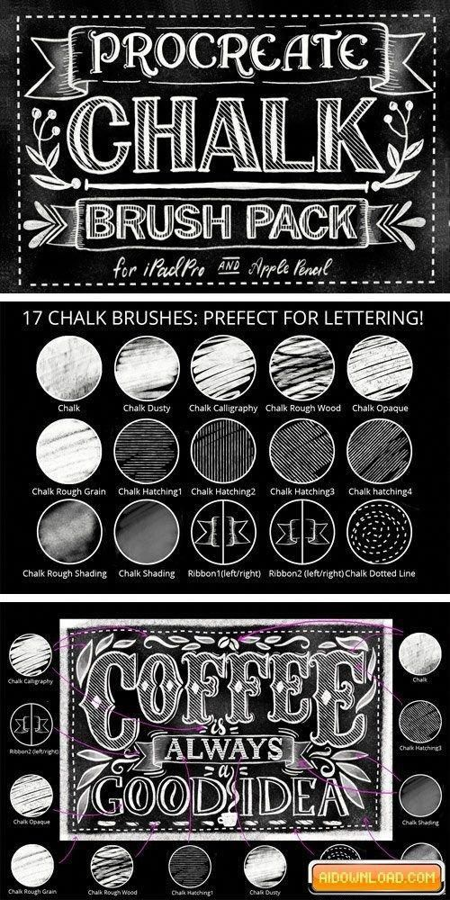 Brushes And Gradient Free Graphic Templates