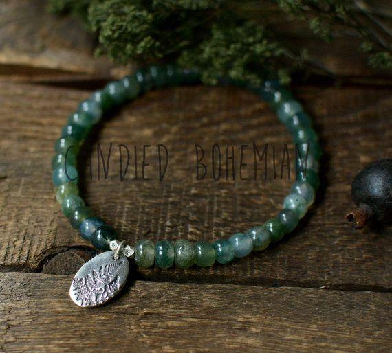 Love Prosperity&Faith Beaded Bracelet Yoga by CandiedBohemian