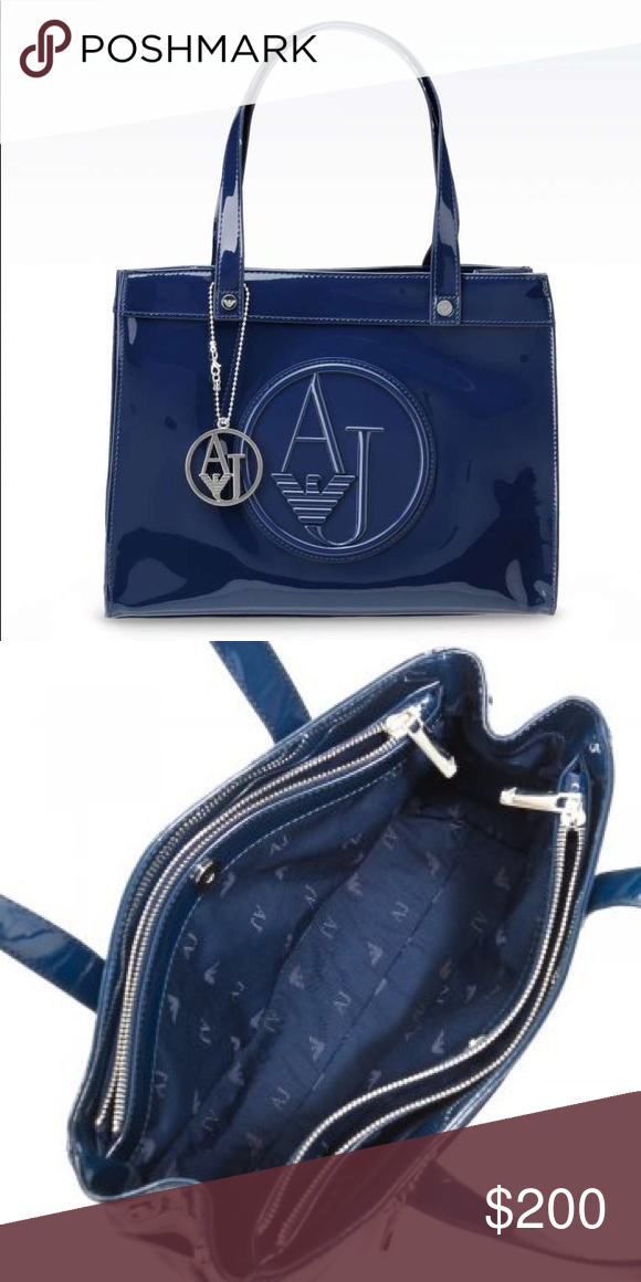 021e2ff4a6bd Like new Armani Jeans shoulder bag This purse has literally been used once
