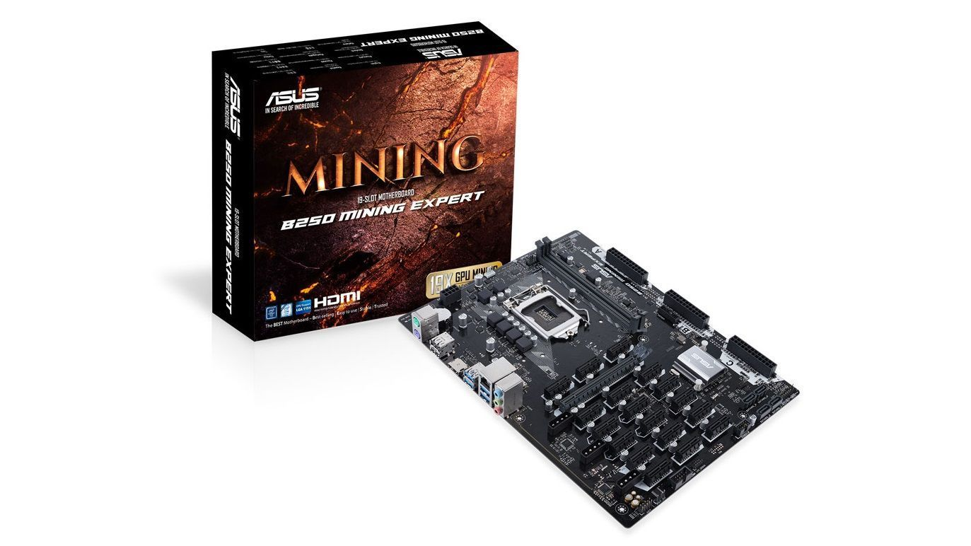 best cryptocurrency mining motherboard