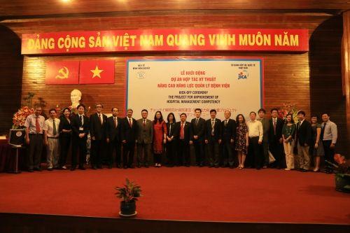 TP.HCM: Xây dựng bệnh viện hữu nghị Việt  Nhật tại huyện Bình Chánh