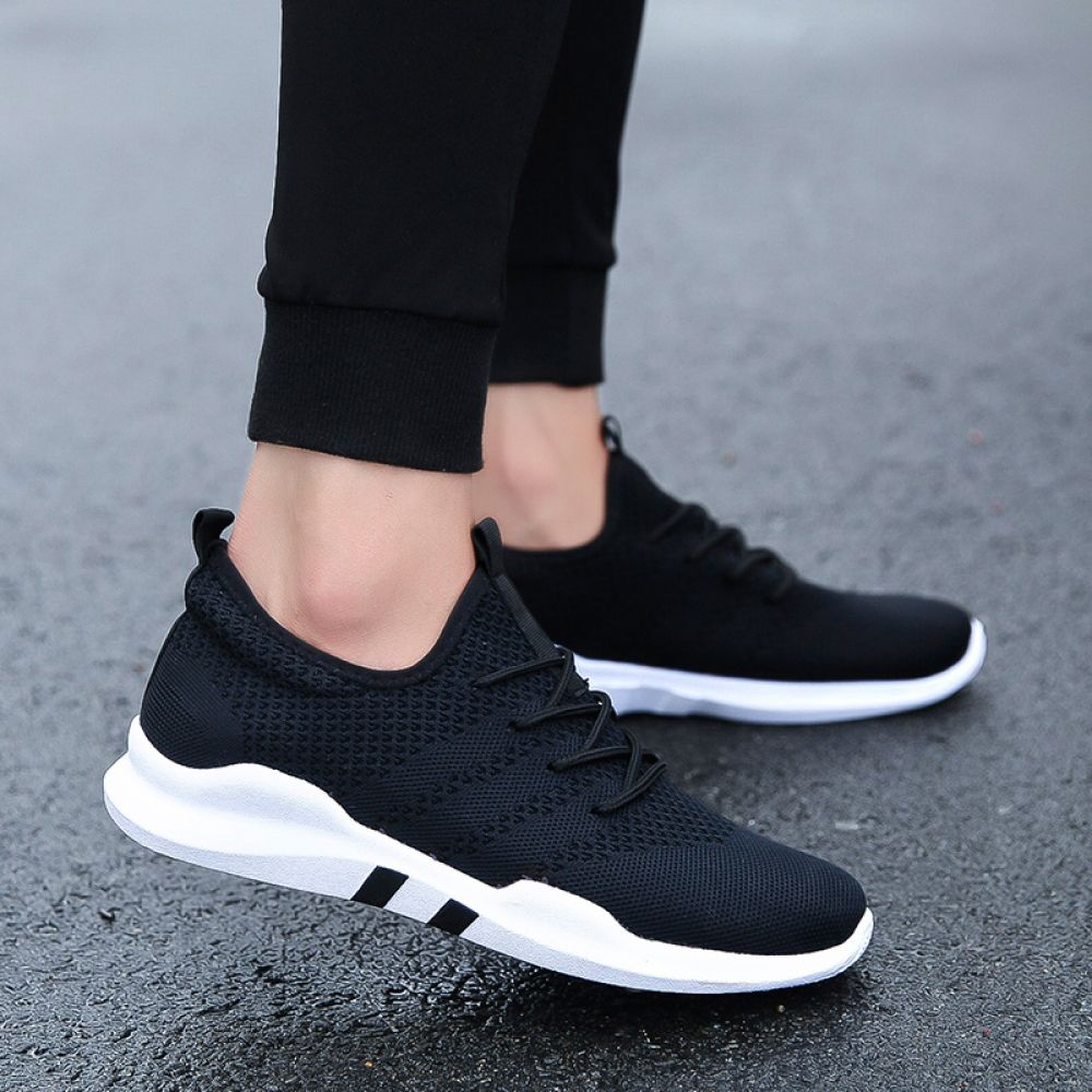 Men/'s High Top Sneakers Anti-slip Fashion Sports Athletic Shoes Running Trainers