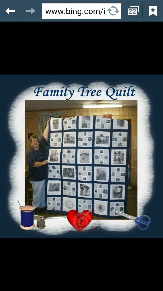 Cocoscollections Family Tree Quilt Quilts Quilts More Quilts