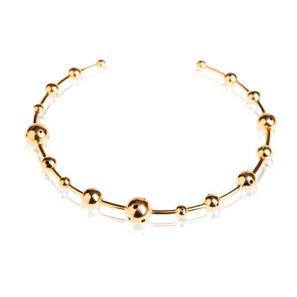 SS15 Aranjuez Paula Mendoza Jewelry Necklace stunning