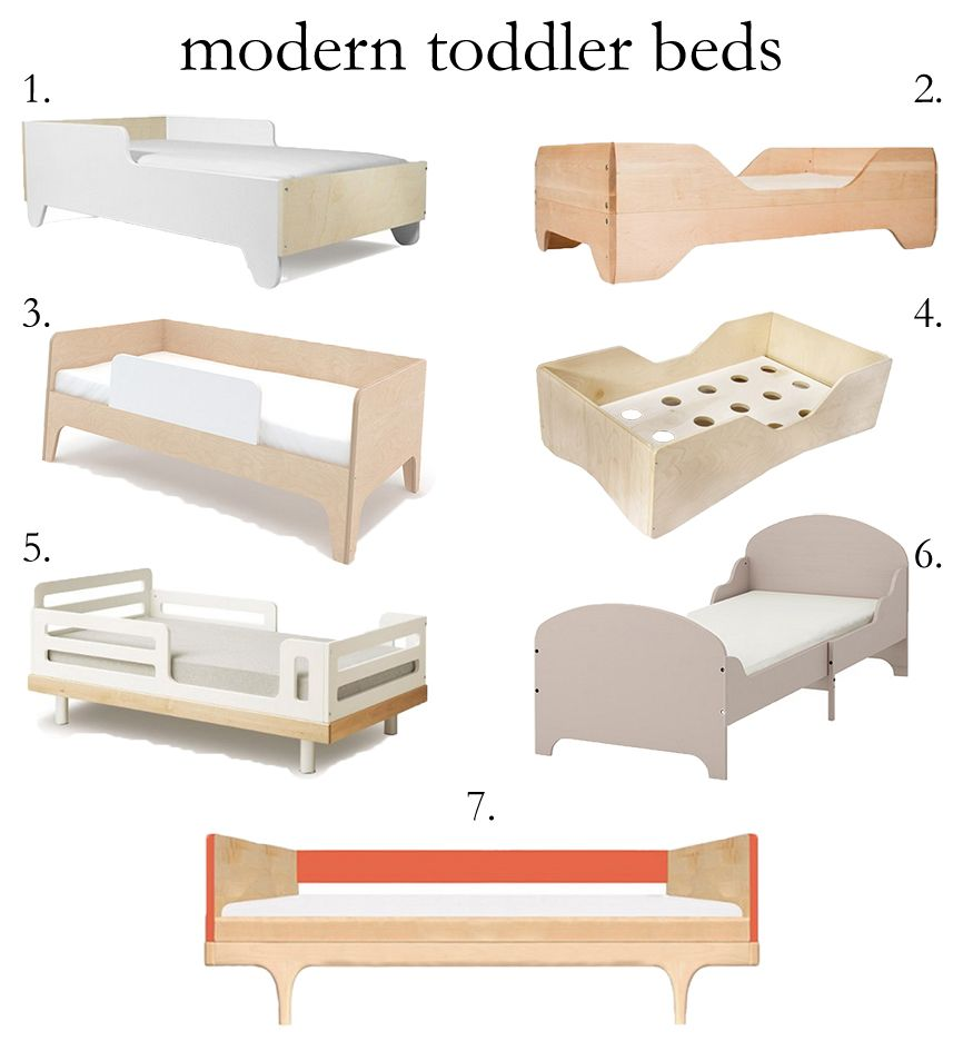 Modern Toddler Beds Really Risa Modern Toddler Bed Modern