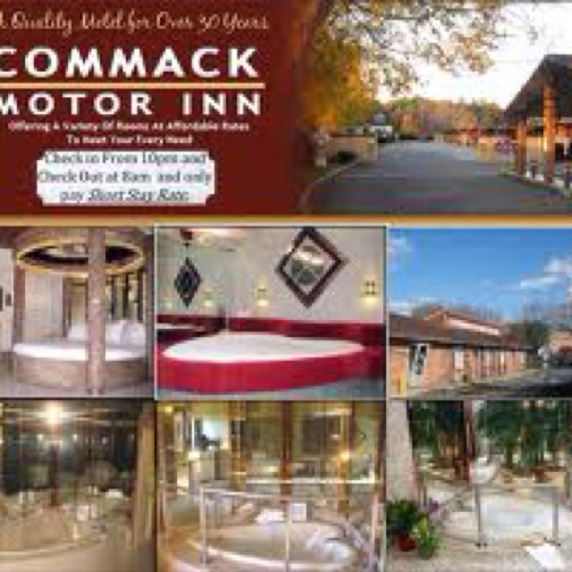 commack motor inn reviews