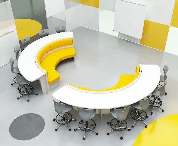 Seminario flexible seminar space 3 - Modular Furniture