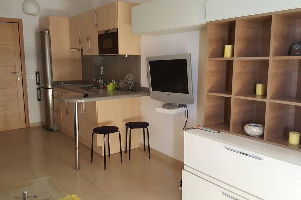 Acogedor y moderno estudio - Apartamentos en alquiler en La Matanza de Acentejo
