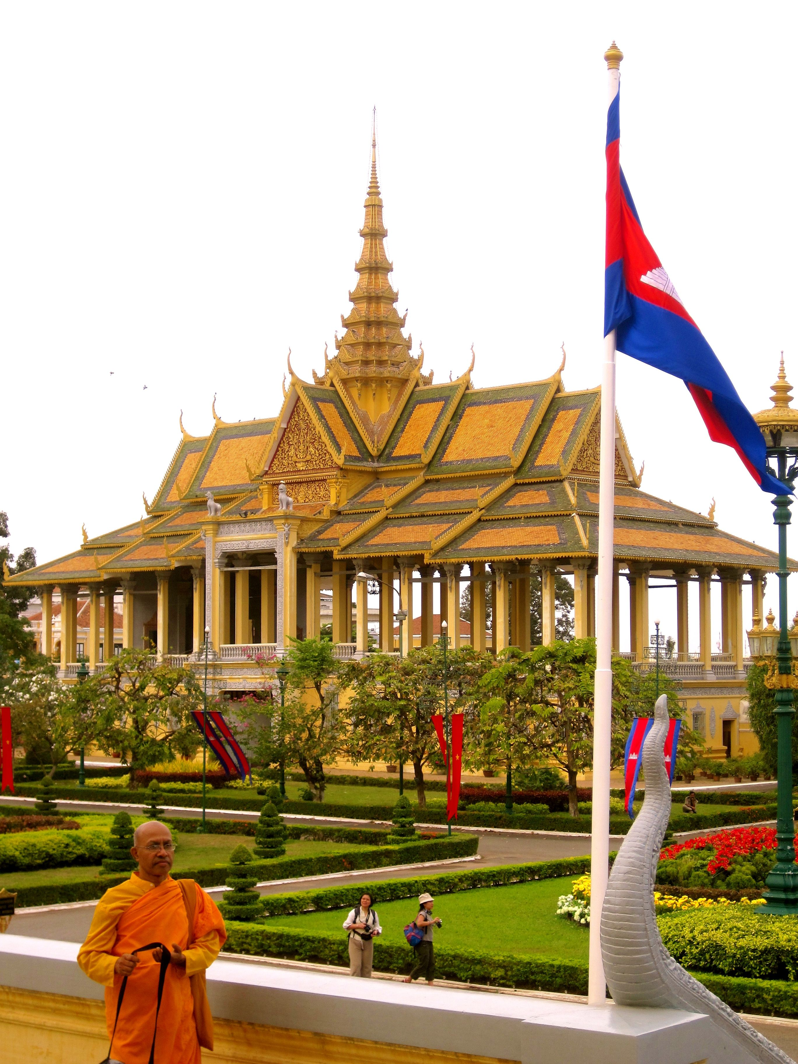Cambodia What to do, What to see, What to eat? Phnom Penh!