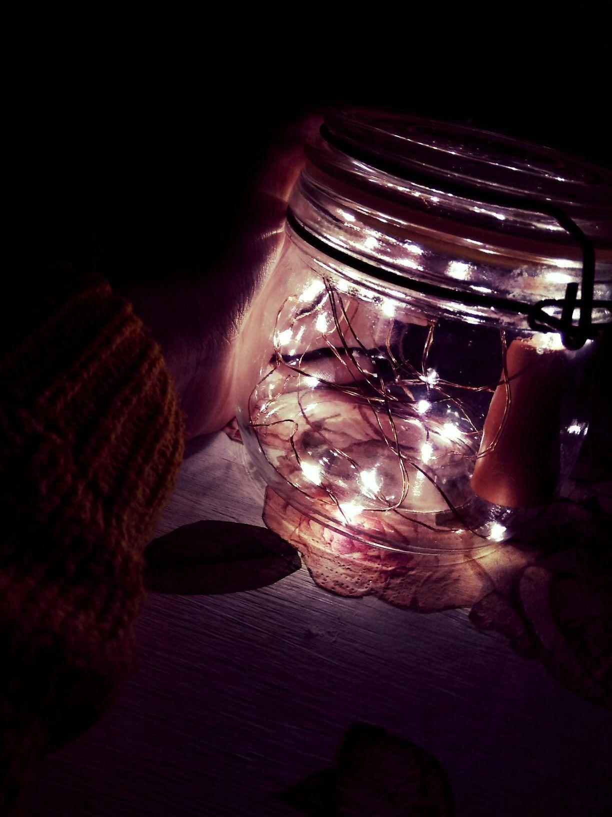 Fairy Lights Moonlight Photography Surreal Photo Manipulation Beautiful Wallpapers